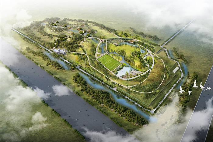 東郊污水處理及再生水廠遷建工程